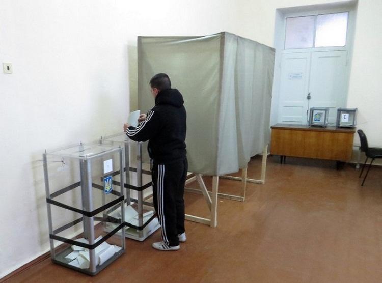 Бойцы, проходящие лечение в Николаевском военном госпитале, тоже смогли проголосовать