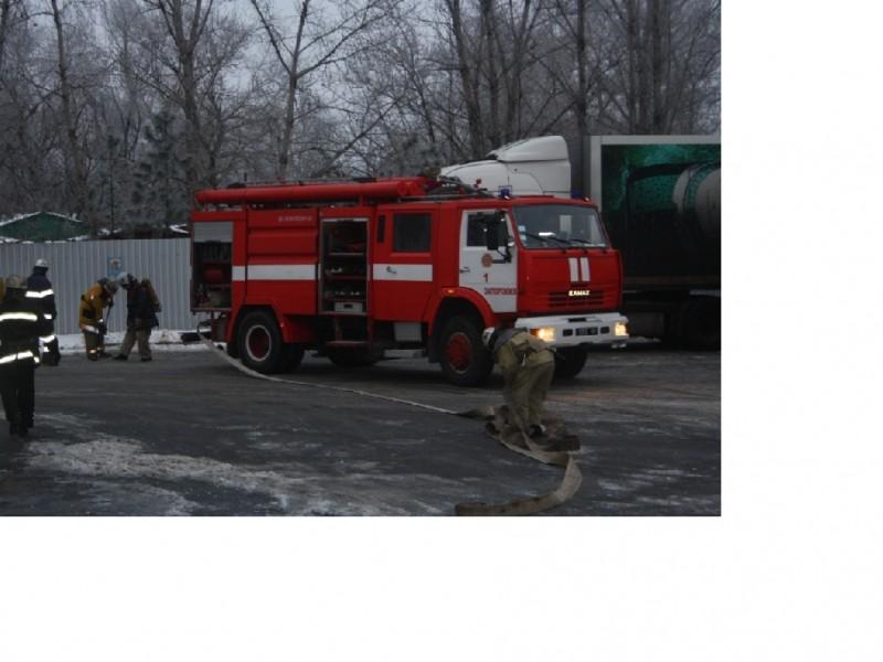 За минувшие сутки спасатели 5 раз выезжали тушить