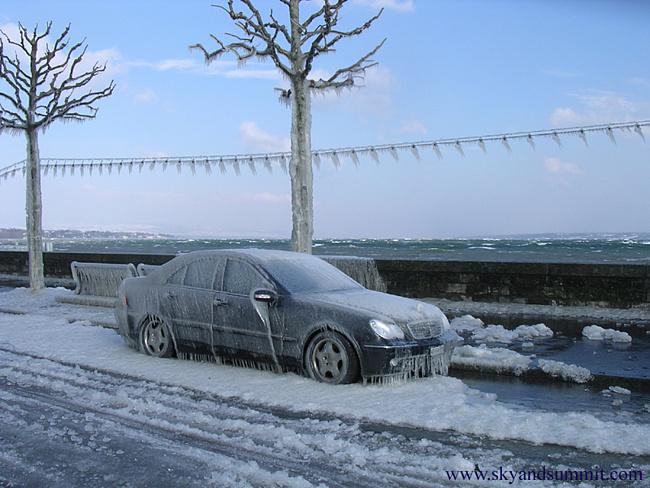 Николаевская область к гололеду и снегу не готова, – ГАИ