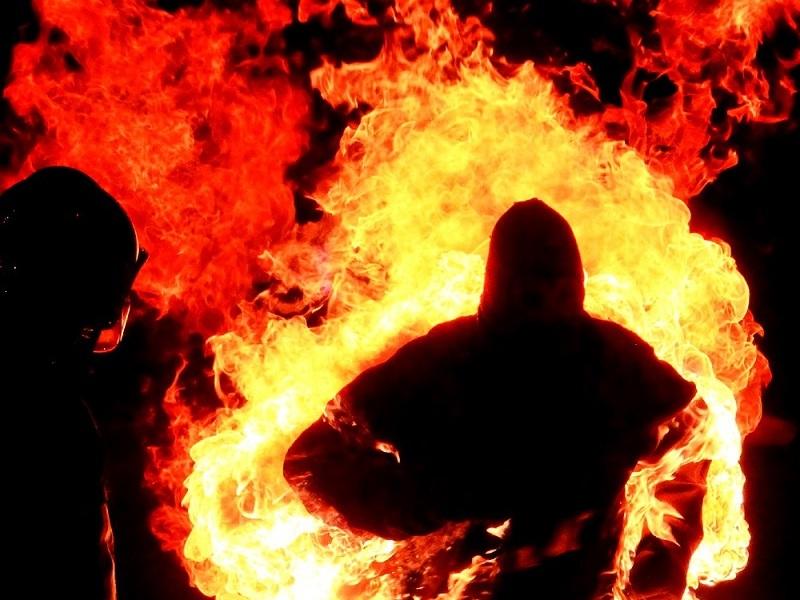 Облил бензином себя, соперника, милиционера и бывшую жену: масштабы трагедии в Южноукраинске могли быть больше