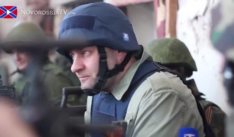 """ОБСЕ о стрельбе Пореченкова: """"Это позорное злоупотребление распознавательными знаками прессы"""""""