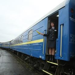 Укрзализныця назначила дополнительный поезд «Николаев-Киев». Но всего лишь на сегодня и на воскресенье
