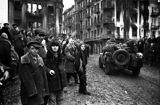 Мероприятия по празднованию 70-й годовщины освобождения Украины от фашистских захватчиков
