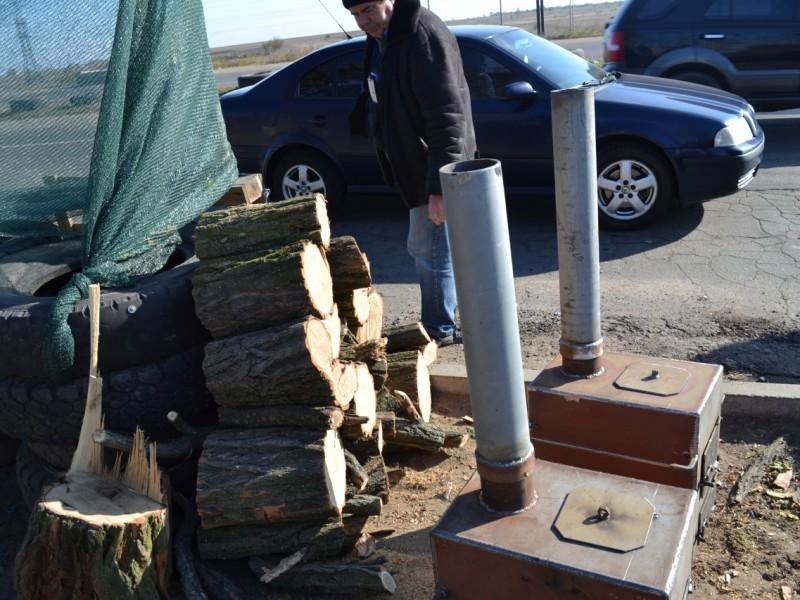 Очаг на выезде: В Николаеве освоили выпуск «буржуек» для блокпостов