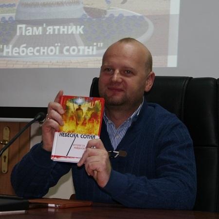 Первый памятник «Небесной сотне» в Украине будет установлен в Николаеве