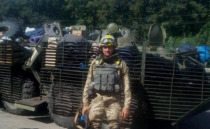 Одному из николаевских «киборгов», оборонявших Донецкий аэропорт, срочно нужна помощь