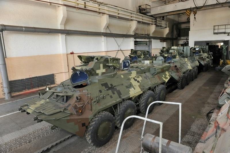 Суд обязал «Николаевский бронетанковый завод» выплатить 24 миллиона гривен «Укрспецэкспорту»