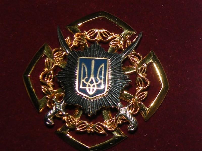 Инспектор ГАИ Николаевской области удостоен знака МВД «За отвагу в службе»