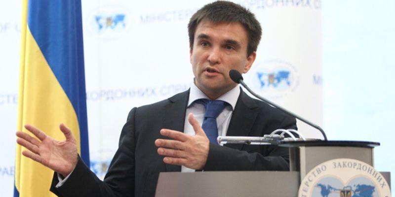 """Климкин заявил, что Венгрия изменит название должности """"уполномоченного министра по Закарпатью"""" в ближайшие дни"""