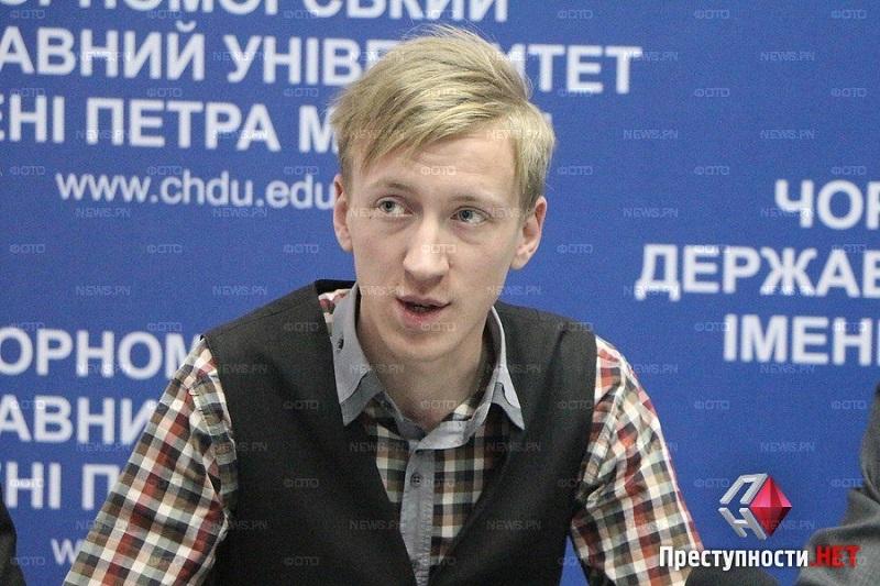 Сегодня «Гость дня» на «Інше ТВ» – Андрей Лохматов