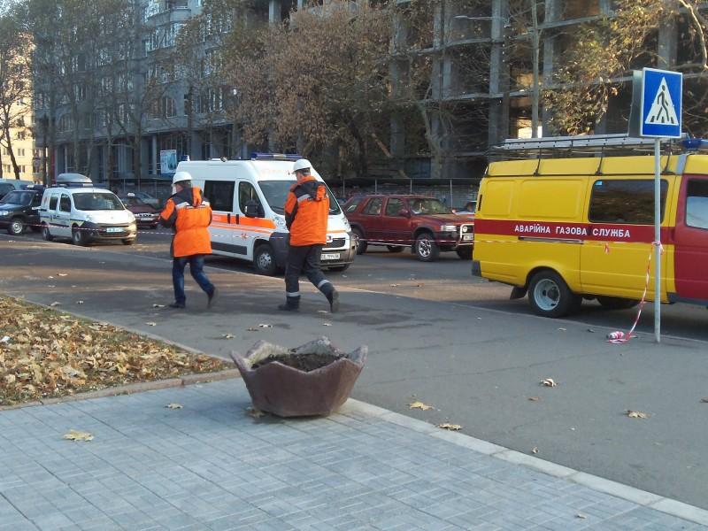 В Николаеве минировали Заводскую налоговую