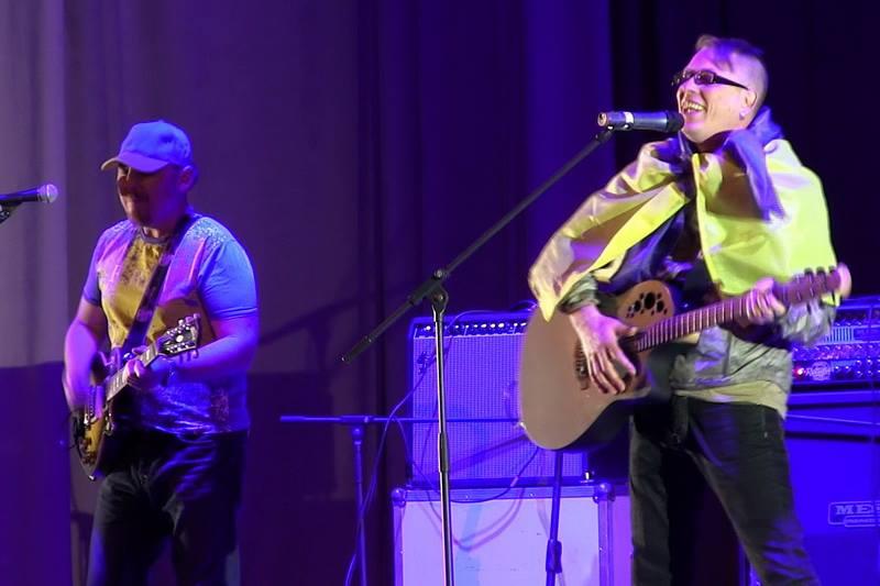 Благотворительный рок-концерт собрал в областном ДК «сознательных меломанов»