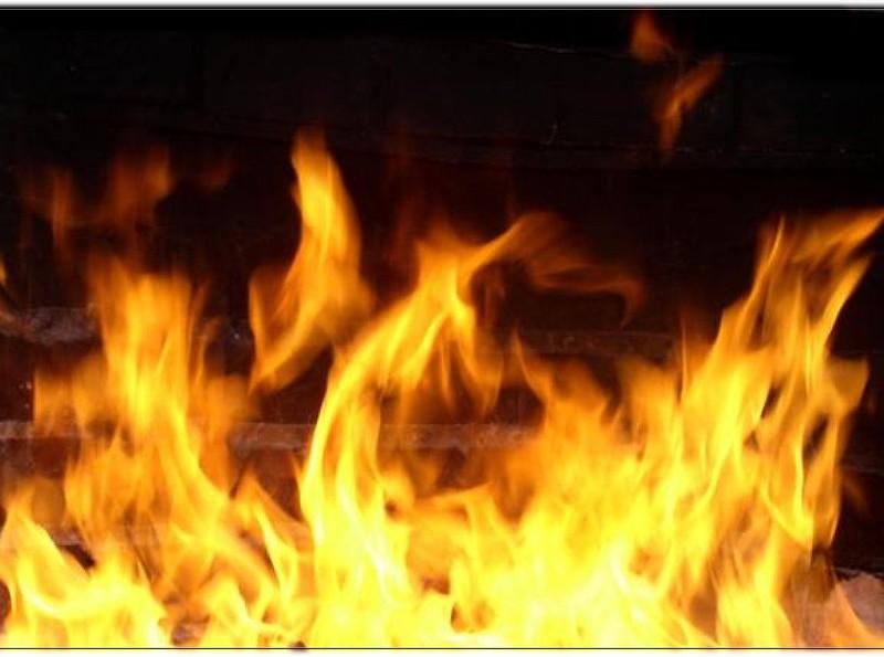 В Николаевской области на пожаре погиб 4-летний ребенок