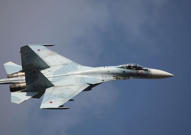 РФ перебросила в Бельбек 14 новейших истребителей
