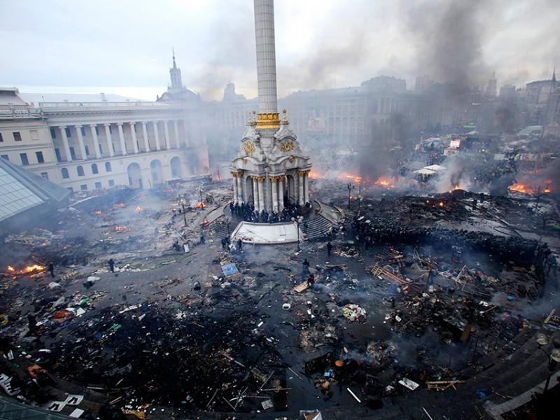 Годовщина Майдана. Первые итоги. Разочарование