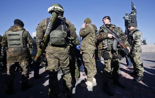 Боевики за сутки более 40 раз обстреляли украинских военных