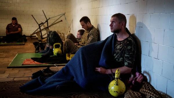 Боевики взяли в плен украинскую группу переговорщиков — Минобороны