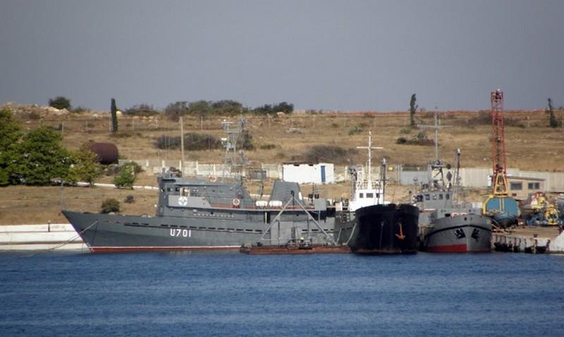 Остатки военно-морского флота перебазируют из Одессы в Николаев