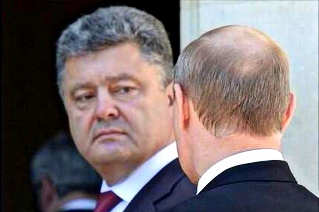 Путин не угрожал Порошенко, потому что «Порошенко никому бы и не позволил агрессивный и неконструктивный тон»