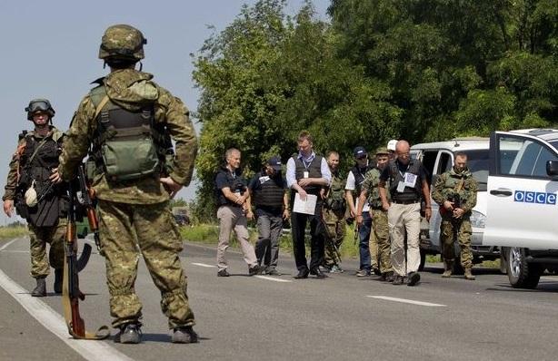 Скандал: ОБСЕ сливает войскам РФ информацию о дислокации наших военных