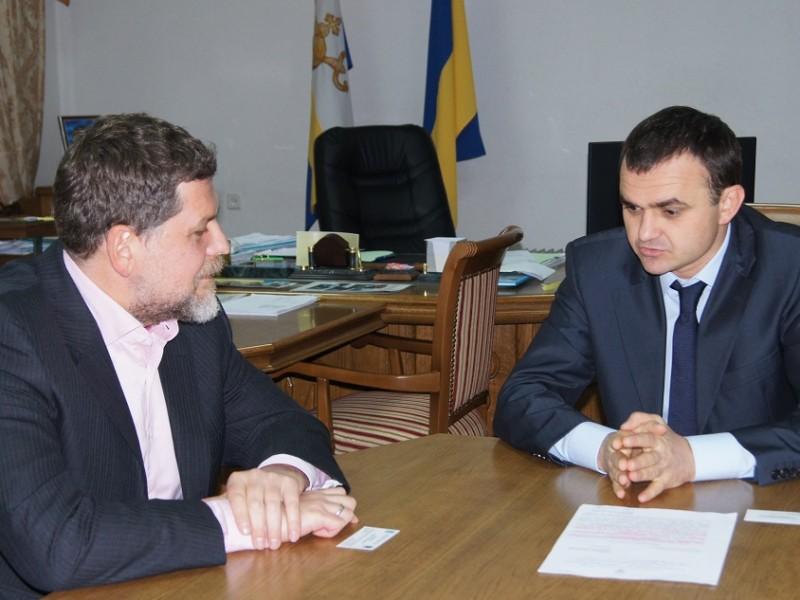 Губернатор Мериков и представители компании  «Bunge» обсудили перспективные планы и надоевшие проблемы
