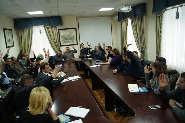 При Николаевской ОГА тоже будет Совет волонтеров