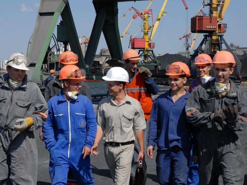 Николаевский морской порт переработал более 10 млн. тонн. грузов и снова идет на рекорд