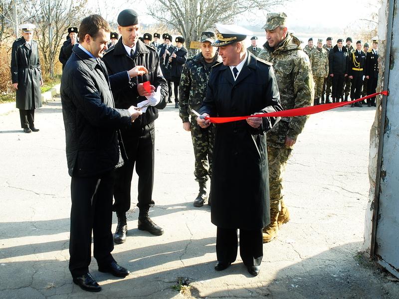 Сегодня – День морской пехоты Украины