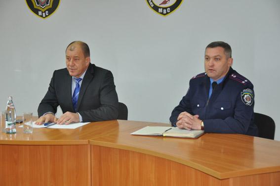 Начальник николаевской милиции Виталий Гончаров: «В обществе растет напряжение»