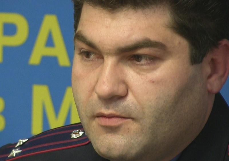 Главный милиционер Николаева: «К сожалению или к счастью, у нас свободная страна, и «георгиевская ленточка» не запрещена»