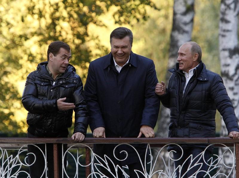 Россия не будет выдавать Украине Януковича