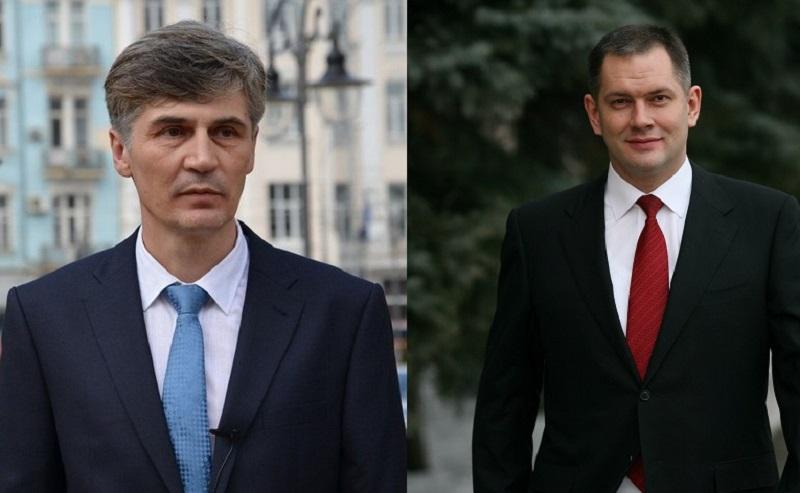 Первые пошли: ЦИК зарегистрировала народными депутатами Козыря и Жолобецкого