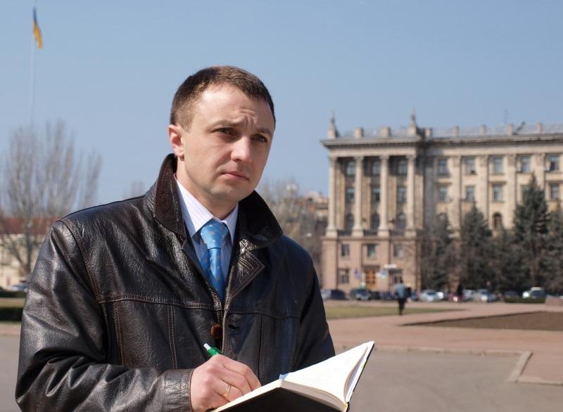Успел: экс-глава Николаевского облсовета Тарас Креминь вчера был зарегистрирован нардепом