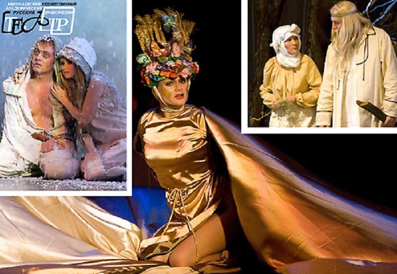Катарсис гарантируют: на сцену Николаевского русского театра возвращается «Лесная песня» Леси Украинки