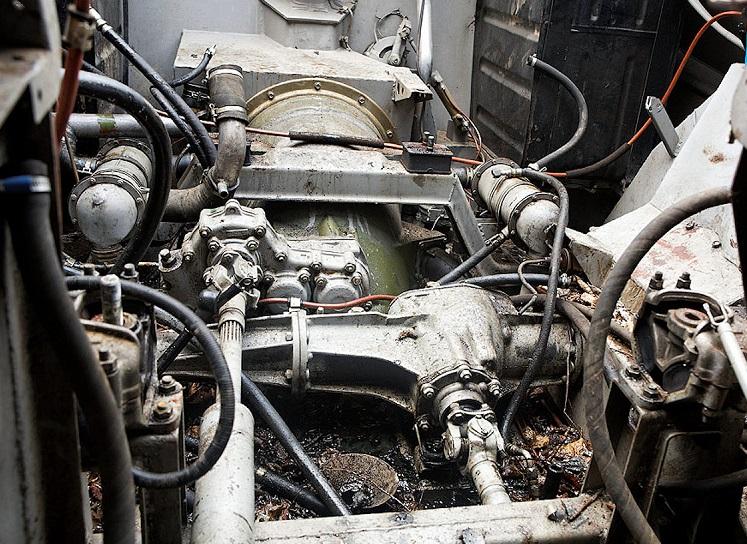 Николаевский бронетанковый завод получит 44,3 млн. грн. – на ремонт БТРов