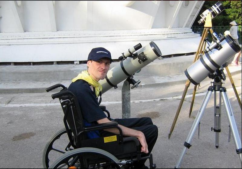Николаевец получил приз Венского Рабочего Сообщества Астрономии