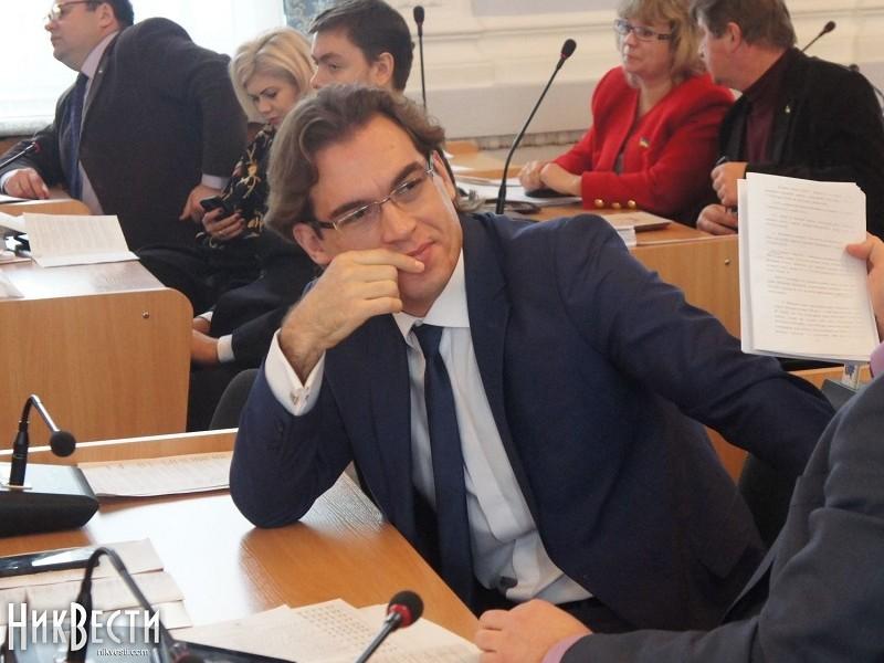 «Гость дня» на «Інше ТВ» – депутат Николаевского горсовета Виталий Воронов