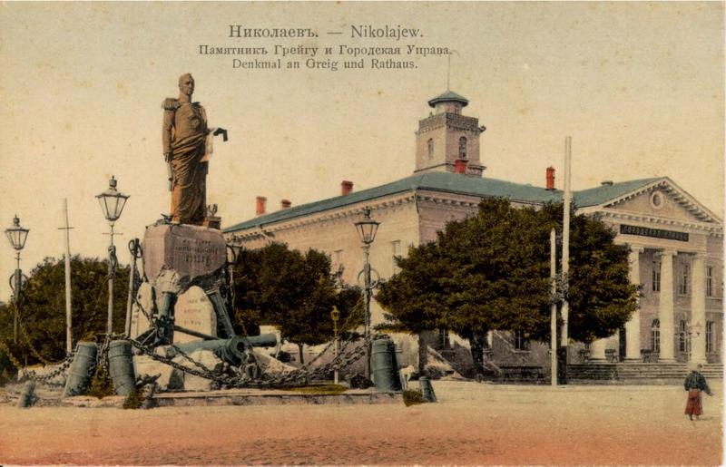 В потемках на Потемкинской мечтали о будущем николаевского судоходства