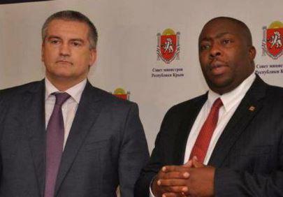Украинско-зимбабвийские отношения под угрозой: министр Зимбабве посетил Крым