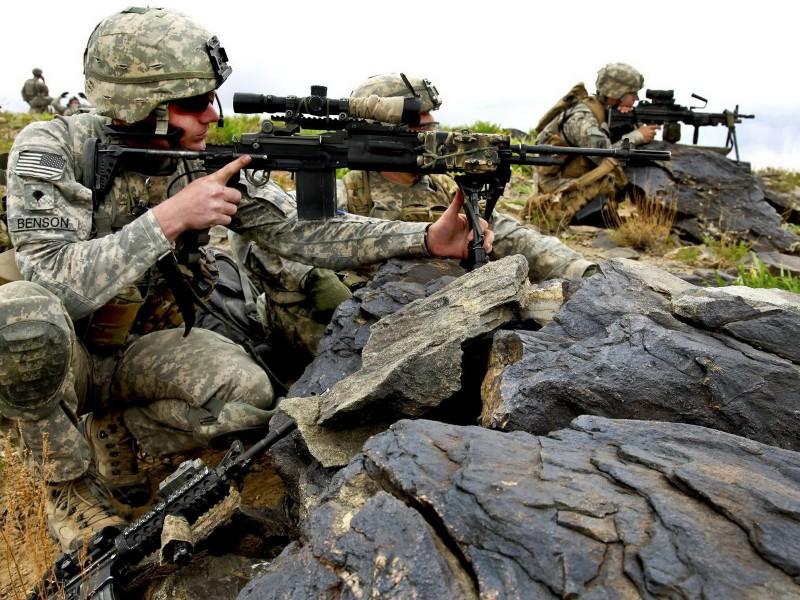 США стягивает войска к российской границе