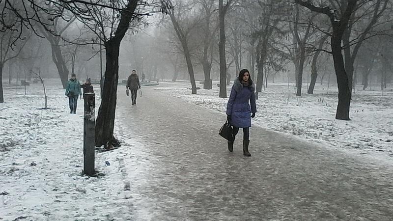 Внимание! Резкое ухудшение погоды, снижение температуры и снегопад