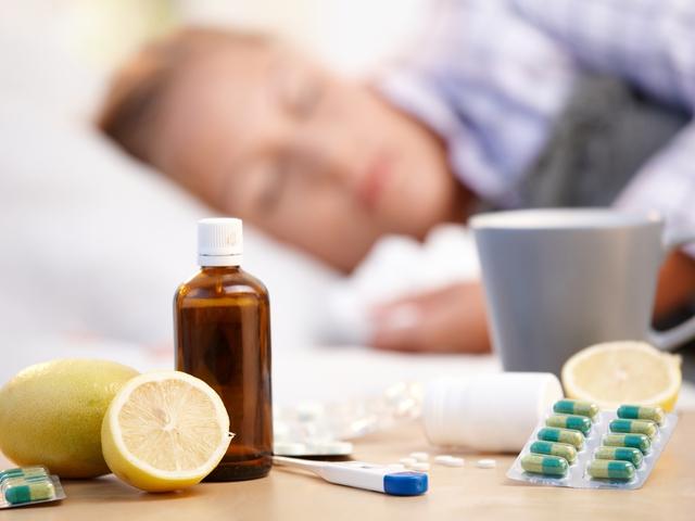 На прошлой неделе гриппом и ОРВИ заболели почти 124 тыс. украинцев