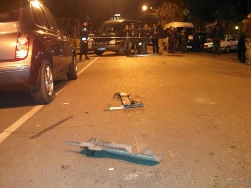 В центре Одессы опять гремят взрывы (фото)