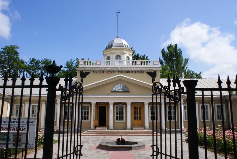 Фонды Николаевского музея судостроения и флота пополнились новыми экспонатами