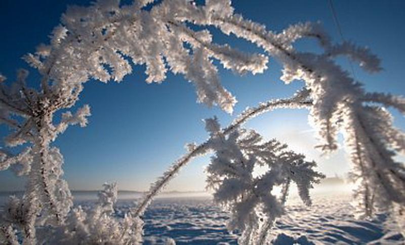 Температура воздуха ночью может опуститься до -20 – Укргодометцентр