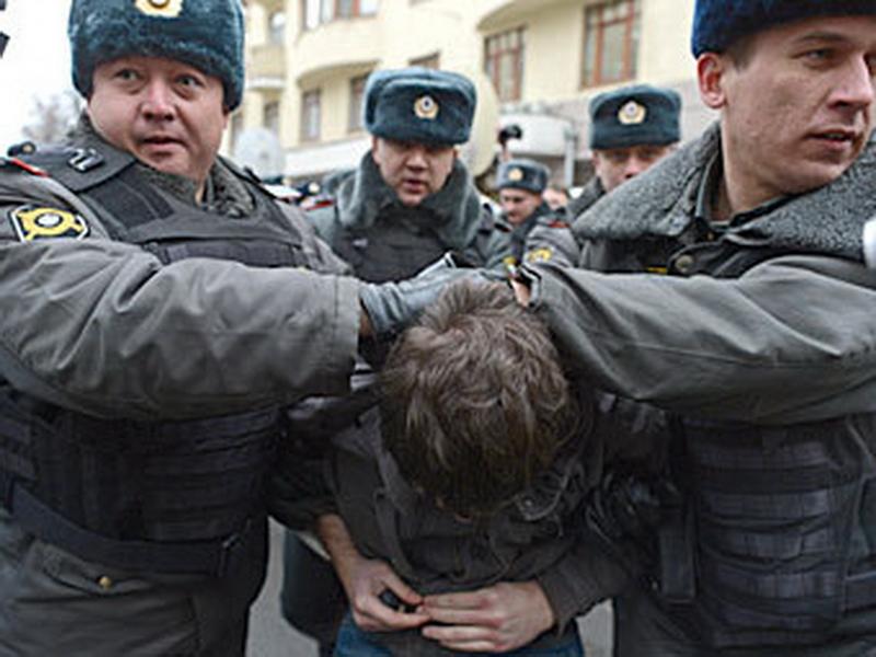 Их нравы: в Москве полиция арестовала слушателей лекции о Майдане