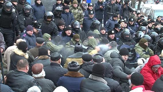 Антон Геращенко: Беспорядки в Виннице – следствие конфликта между председателем облсовета и главой ОГА