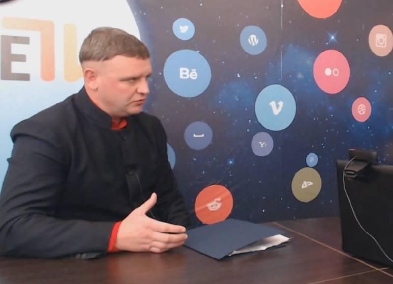 """Гость дня"" – Дмитрий Рябченко"