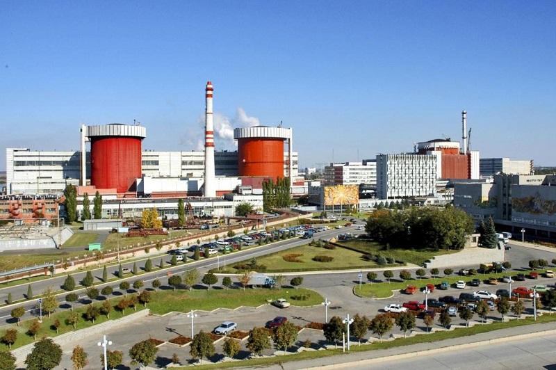 На Южно-Украинской АЭС проводят ремонтные работы во втором энергоблоке