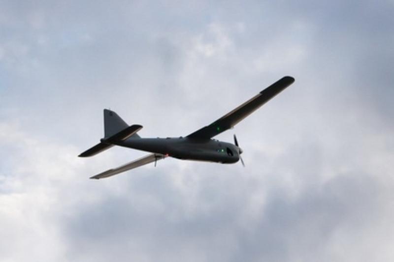 Россияне ведут воздушную разведку на северных границах Украины